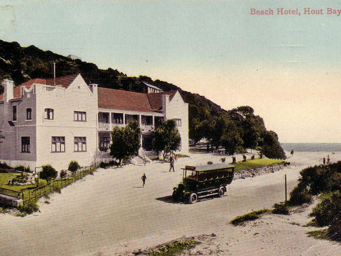 Chapmans Peak Hotel Has Been A Landmark In Hout Bay
